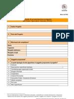 Mod A2_PGZ Scheda Presentazione Progetto Pog