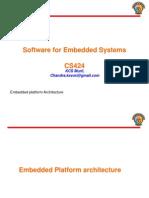 L19_22 Embedded Platform Architecture