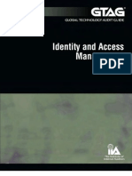Ident Access Mgmt