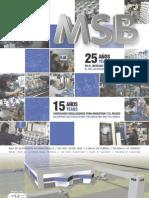 Catalogo Msb 2006