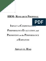 HRM Proposal