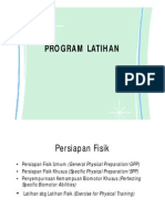 5 Program Latihan Selama 2 Bulan