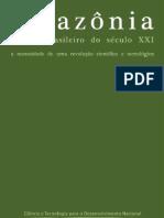 Amazônia-desafio do seculo XXI