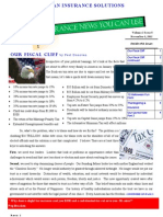 Insurance News You Can Use Newsletter November 2012.