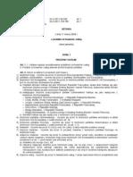 USTAWA z Dnia 11 Marca 2004 r o Podatku Od Towarow i Uslug (Tekst Jednolity)