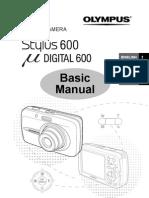 Stylus 600 Basic Man
