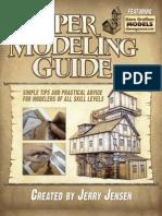 Paper Modeling Guide DGMPMG01