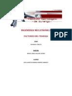 Higiene Industrial (Resumen)