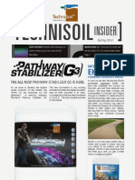 TechniSoil Spring 2012 Newsletter