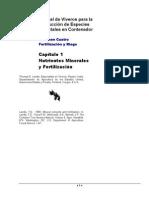 Capitulo 1 - Nutrientes Minerales y Fertilizacion