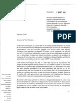 Réponse d'Eugène Caselli à Patrick Mennucci sur la tour La Marseillaise