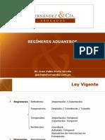 Regimen Aduanero_Juan Pablo Porto Urrutia