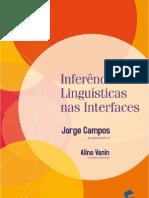 Inferencias Linguísticas nas Interfaces