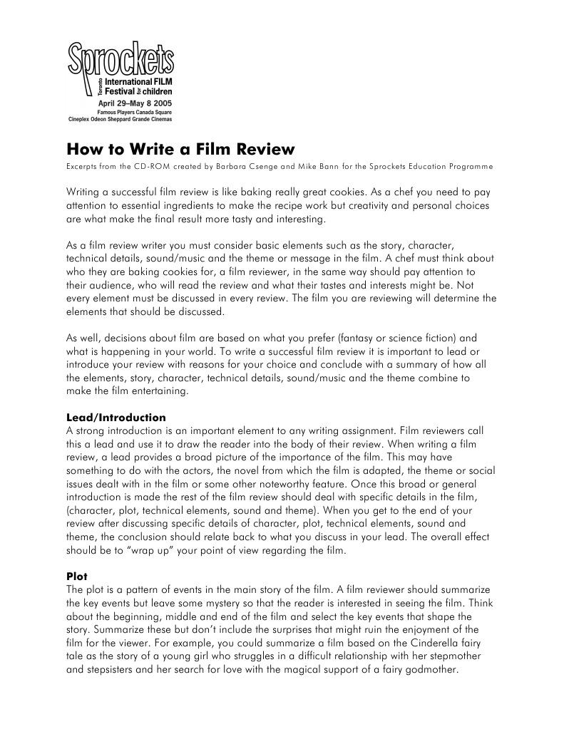 Film Review How  PDF  Close Up  Cinderella