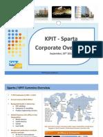 Sap crm for higher education business blueprint sap se sap business one efficient implementation sparta an overview malvernweather Images