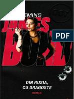 6.Ian Fleming-Din Rusia Cu Dragoste