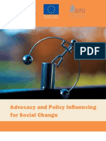 Policy Influencing Manual