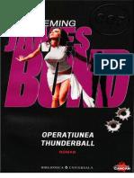 10.Ian Fleming-Operatiunea Thunderball