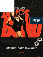 11.Ian Fleming-Spionul Care M-A Iubit