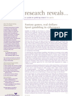 Research Reveals - Issue 6, Volume 2 -  Aug / Sep 2003