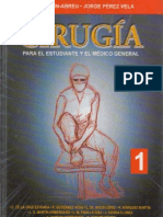 CIRUGÍA PARA EL ESTUDIANTE Y EL MÉDICO GENERAL