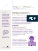 Research Reveals - Issue 4, Volume 4 - Apr / May 2005