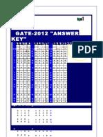 Gate2012 Elect Answer