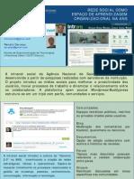 Rede Social como Espaço de Ensino-aprendizagem Organizacional na ANS