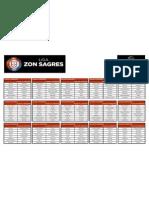 Grelha Liga Zon Sagres 2012-2013