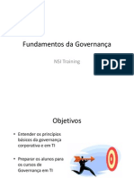 Fundamentos de Governança