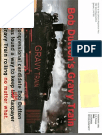 2012 Gary Miller Bob Dutton Flier Gravy Train