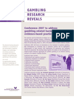 Gambling Research Reveals - Issue 2, Volume 6 - December 2006 / January 2007