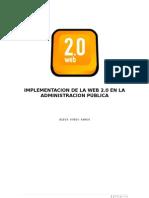 Implementacion de La Web 2