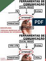 Seminario Marketing Na Web-Ferramentas de Comunicacao