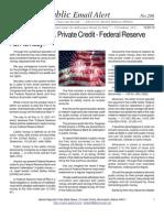 286 - Public Money vs. Private Credit