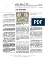288 - Federal Reserve Act Remedy