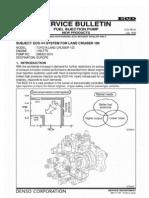 1 Hdfte _servise Manual Denso+Testplan