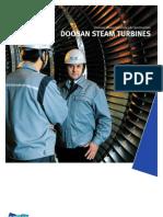 Doosan Steam Turbines