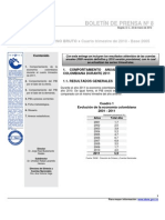 Bolet PIB IVtrim11