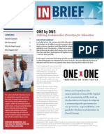 Jpef Policy Brief 4 One by One