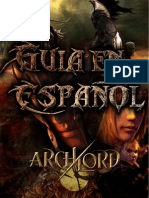 Archlord - Guia Inicial