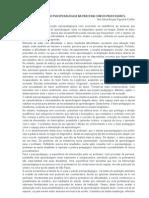 A INTERVENÇÃO PSICOPEDAGÓGICA NA PARCERIA COM OS PROFESSORES