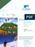 One Sherpa Business Profile