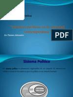 Sistemas Politicos en La Sociedad Contemporanea