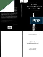 Curso de Autodefensa Intelectual