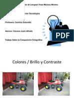 Seleccion de Fotos y Aplicarles Herramientas Filtros y Colores - Tercera Parte