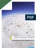 SI3000 Mobile WiMAX en Web