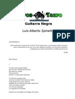 Spinetta, Luis Alberto - Guitarra Negra