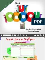 Presentaciones Usadas en Jornadas Preenciales Campo Ceibal 2012