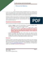 Manual de Usuario Sistema de Ventas